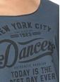 Dimensione Danza Tişört Mavi